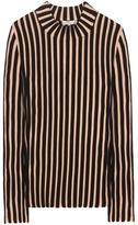 Edun Striped Wool-blend Sweater