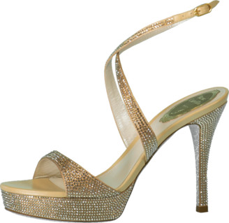 Rene Caovilla Krisabrita Embellished Sandal