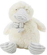 Elegant Baby Solid/Striped Plush Duck