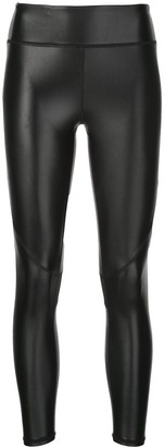 ALALA Slim-Fit Cropped Leggings