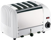 Dualit Classic Toaster - White - 4 Slot