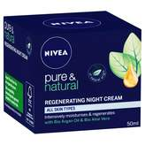 Nivea Pure & Natural Regenerating Night Crème 50 mL