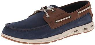 Columbia PFG Men's Bonehead Vent Leather PFG Boat Shoe