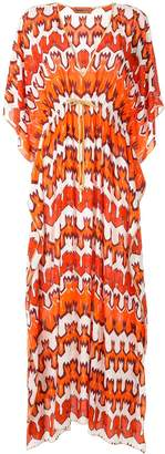 Missoni Geometric-Print Kaftan Dress