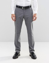 Selected Suit Pants with Stretch in Slim Fit