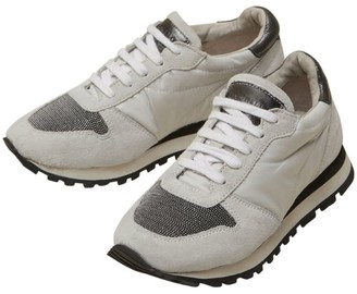 BRUNELLO CUCINELLI KIDS Leather Sneakers