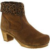 Sanita Women's Wood Sardia Square Boot