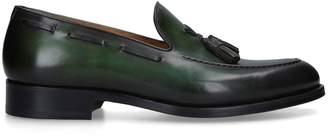 Magnanni Burnished Tassel Loafers