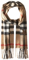 Burberry Sequin Star Scarf Scarves