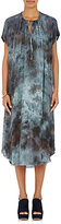 Raquel Allegra Women's Chiffon & Jersey Midi-Dress