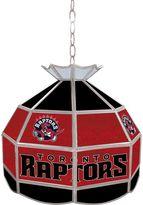 "Toronto Raptors 16"" Tiffany-Style Lamp"