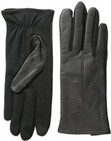 Touchpoint Women's Stretch Palm Leather Glove with Technology