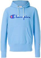 Champion print hoodie