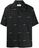 Ambush short sleeved wool shirt