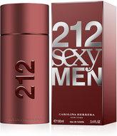 Carolina Herrera 212 Sexy by for Men Eau de Toilette, 3.4 oz