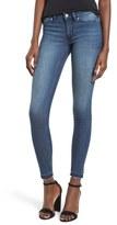 Cheap Monday Released Hem Skinny Jeans (Fall Blue)