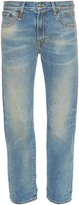 R 13 Bowie straight leg jeans
