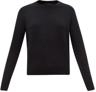 Nili Lotan Vesey Wool-blend Sweater - Black