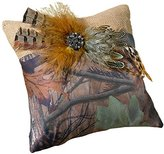 Lillian Rose Rustic Camouflage Wedding Ring Pillow