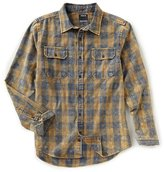 Hurley Perry Long-Sleeve Flannel Twill Shirt