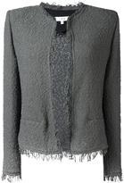 IRO 'Shavani' jacket - women - Cotton/Polyamide - 40