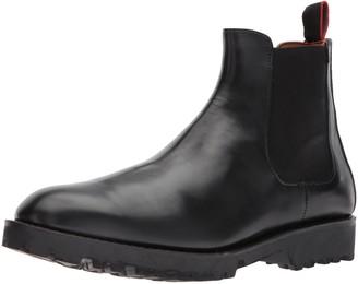 Allen Edmonds Men's Tate Chelsea Boot with Lug Sole