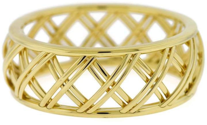 Tiffany & Co. 18K Yellow Gold Paloma Picasso Bangle Bracelet