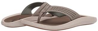 OluKai Ulele (Clay/Mustang) Men's Sandals