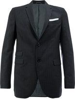 Neil Barrett pinstriped blazer