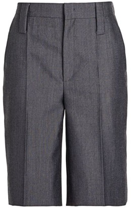 Prada Tailored Bermuda Shorts