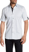 Maceoo Fresh Dot Short Sleeve Regular Fit Shirt