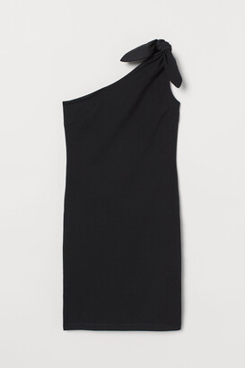 H&M One-shoulder dress