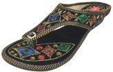 Step n Style Women Flat Sandals Slippers Khussa Shoes Punjabi Jutti Bridal Slipon