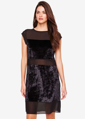 Phase Eight Adonia Velvet Dress