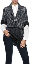 Curio Denim Kimono Pullover