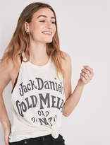 Lucky Brand Jack Daniels Halter Tank