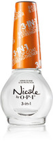 Nicole by OPI 3-in-1 Base Topcoat & Strengthener