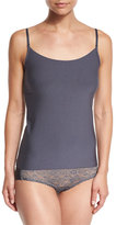 Commando Double Take Lace Camisole, Graphite