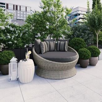 Martha Stewart Hudson Patio Daybed with Cushions