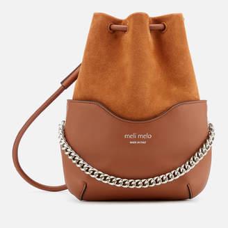 Meli-Melo Women's Hetty Shoulder Bag - Almond