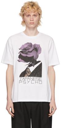 Undercover White Rose T-Shirt