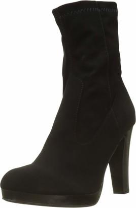 The Divine Factory Women TDF823 Boots Black Size: 4 UK