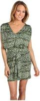 T-Bags Tbags Los Angeles Drape Mini Dress Women's Dress