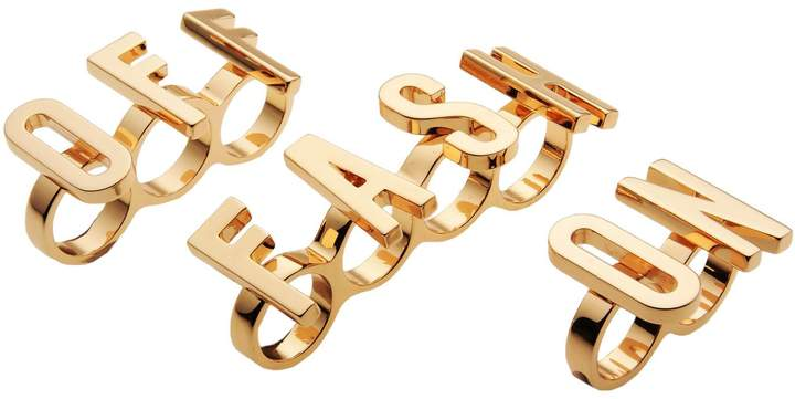 Moschino Rings - Item 50166872QT