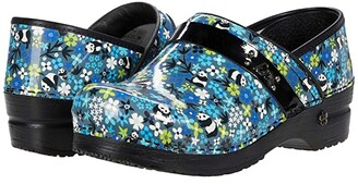 Sanita Panda Flower (Multicolor) Women's Shoes
