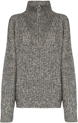 Etoile Isabel Marant Myclan knitted jumper