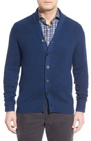 Peter Millar Shawl Collar Button Regular Fit Cardigan