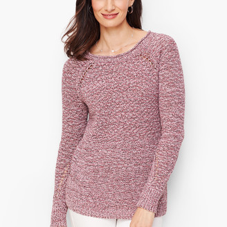Talbots Textured Knit Sweater