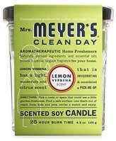 Mrs. Meyer's Clean Day Lemon Verbena Small Jar Candle