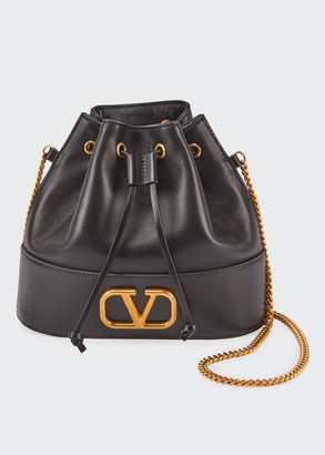 Valentino VLogo Pouch Bag